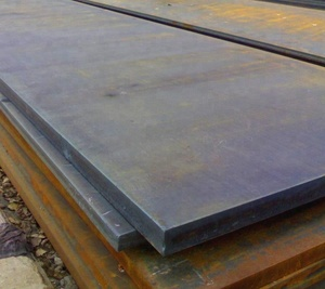 Hot rolled carbon steel plate ASTM A283 grade C mild steel