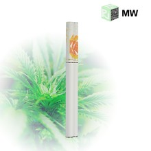 chinese supplier vaporizer cartridge MW vape pen in stock electronic cigarette
