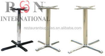 steel tall wrapped base flat table black powder y solidsteeldiningtablepedestalbasey p pedestal dining inch with ohiowoodlands legs center
