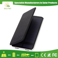 New safety backpacking solar charger