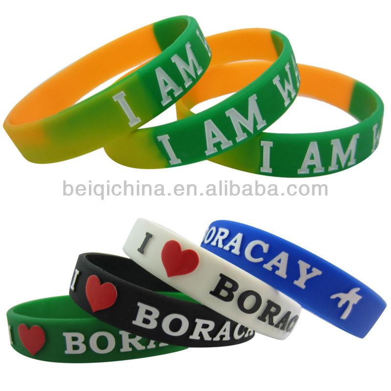 Customized Silicone Bracelets 68