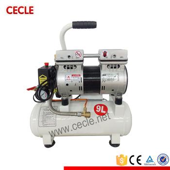 Mini Air Compressor Tank No Oil Car Wash Buy Air Compressor No Oil