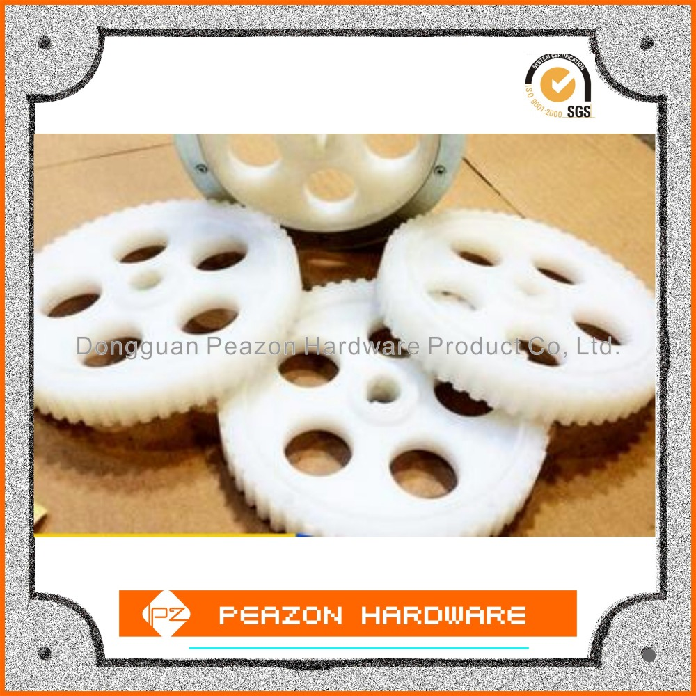 customized Plastic timing belt wheel pulley