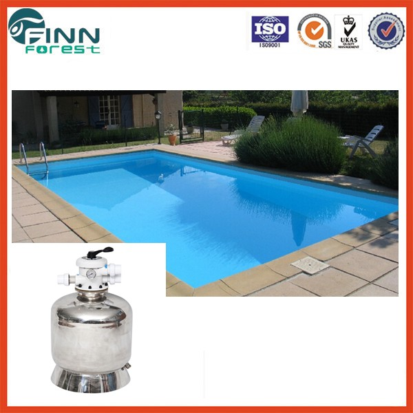 Super Swimming Pool Sand Filter Stainless Steel Pool Filters