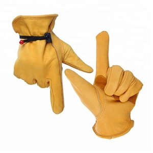 New Fashion Car Driving Gloves Leather Horse Riding Gloves