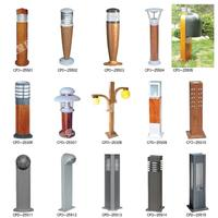 All kinds of lawn lamps