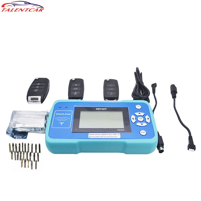 2017 Newest KD900 Remote Maker the Best Tool for Remote Control World Update Online KD900 Auto Key Programmer KD 900 Programmer
