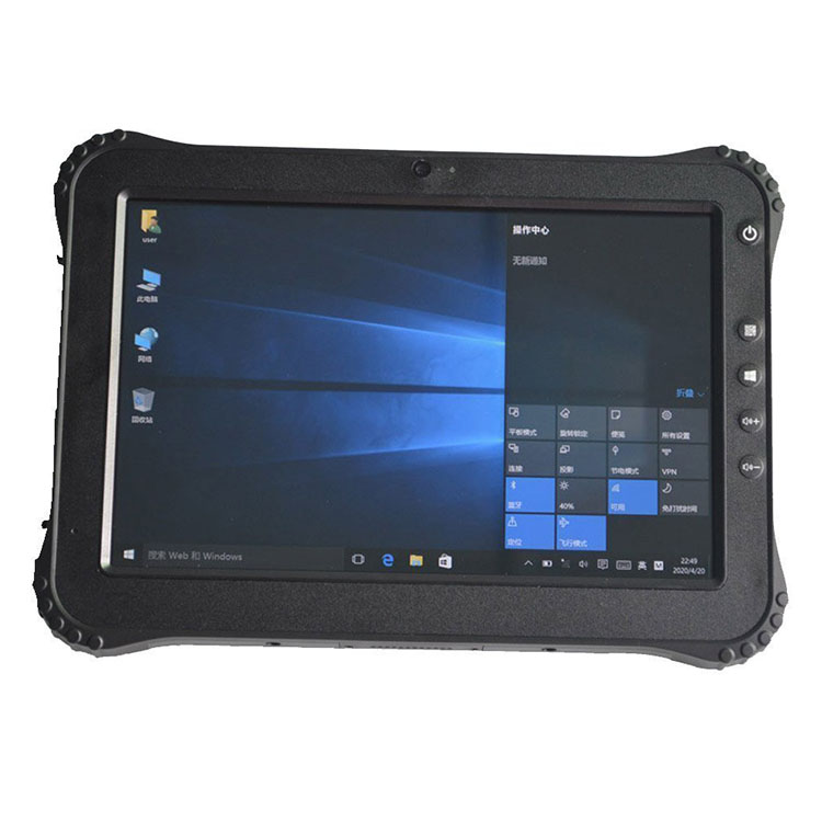 10inch windows tablet RFID Mobile Handheld computer Android Rugged Tablet
