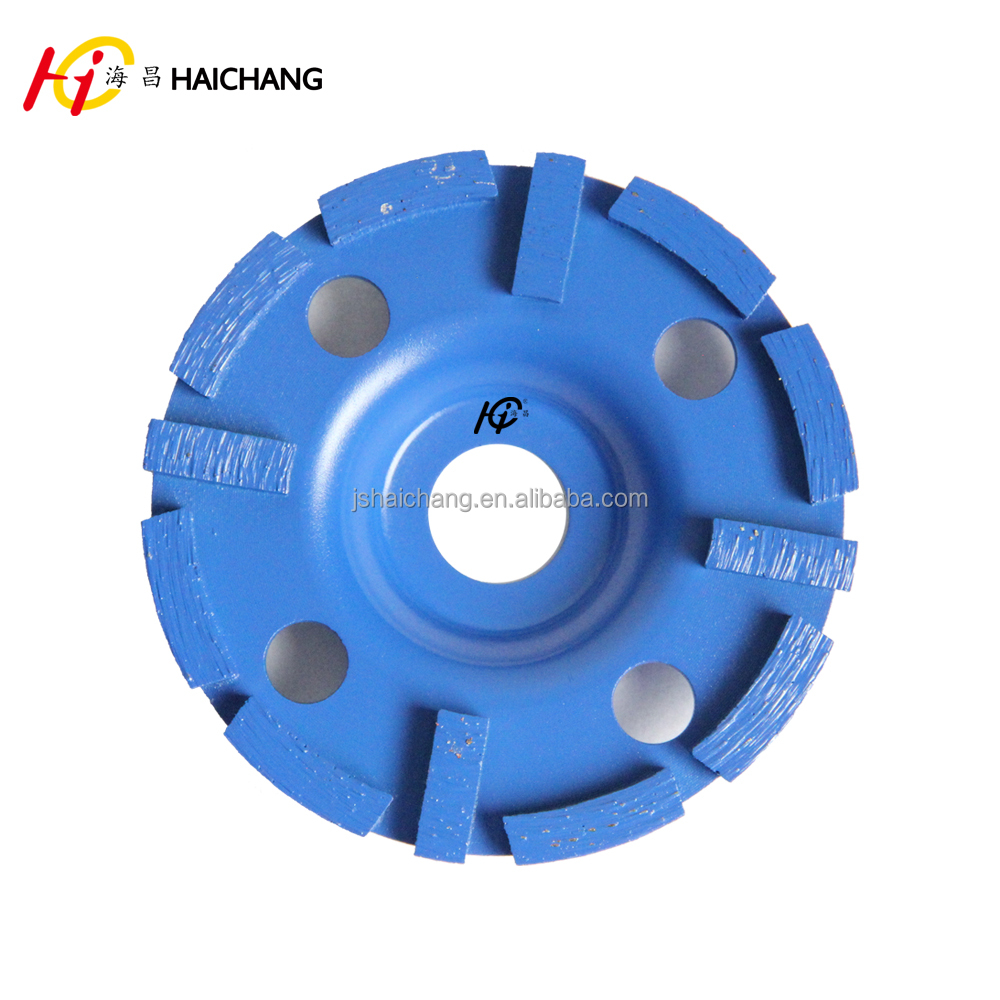 Manufacturers in china concrete grinding disc best diamond cup wheel
