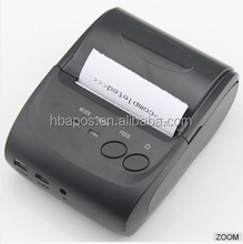 HBA-5802 Factory sale of 58mm handheld mobile bluetooth printer
