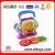 children educational toys intelligent learning machine with light ,music & language