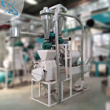 China Golden Supplier horizontal flour mill