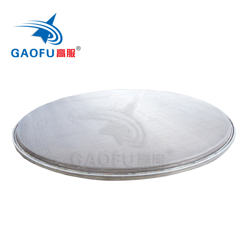 Gaofu best screens and parts of separator