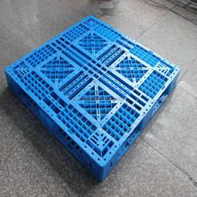 Manufacturer 1200*800*150mm RH-P06 Double Faced Heavy Duty Plastic Pallet