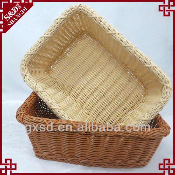 square durable plastic containers for food