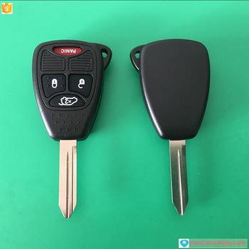 Best Quality Car Key In Key For 3 1 Button Chrysler 300c Remote Key