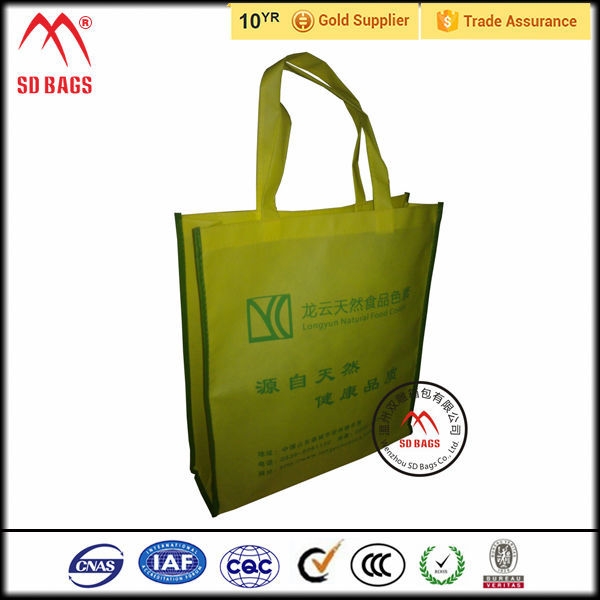 2018 new arrival of rpet shopping bag