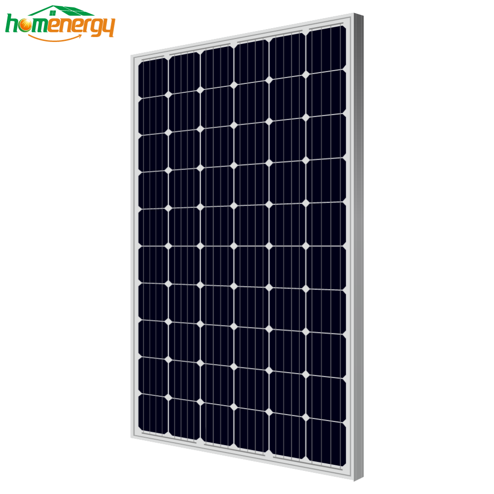 Top quality best price mono pv module 260 w solar pannel for home use