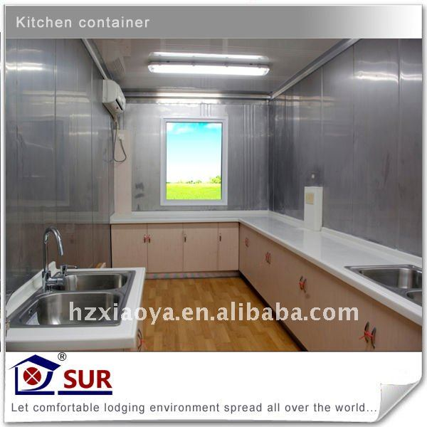 Wonderful Iso 9001:2008 Certficated Shipping Container Kitchen   Buy Container Homes, Kitchen Conceal Handle,Modular Container Homes Product On Alibaba.com