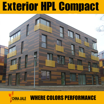 8mm Fundermax Hpl Exterior Wall Panels For Building Materials Part 7