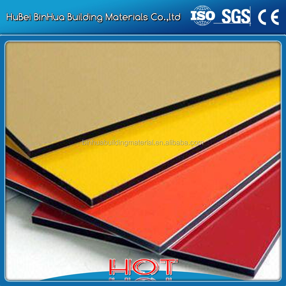 Easy to maintain coated aluminium plate for pvc ceiling panel