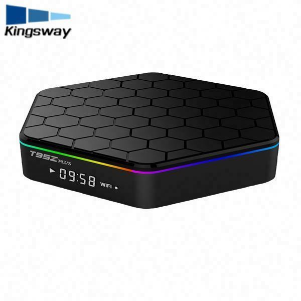 2017 Newest TV box T95Z plus enjoy stunning visual effects 4k2k H.265 Hardware video decode and 4k2k HD output octa core tv box