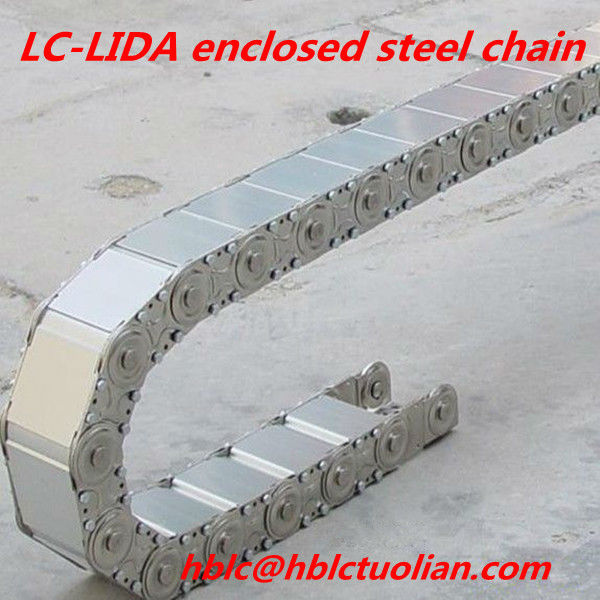 TLG type steel chains with stainless steel straps for Vietnam