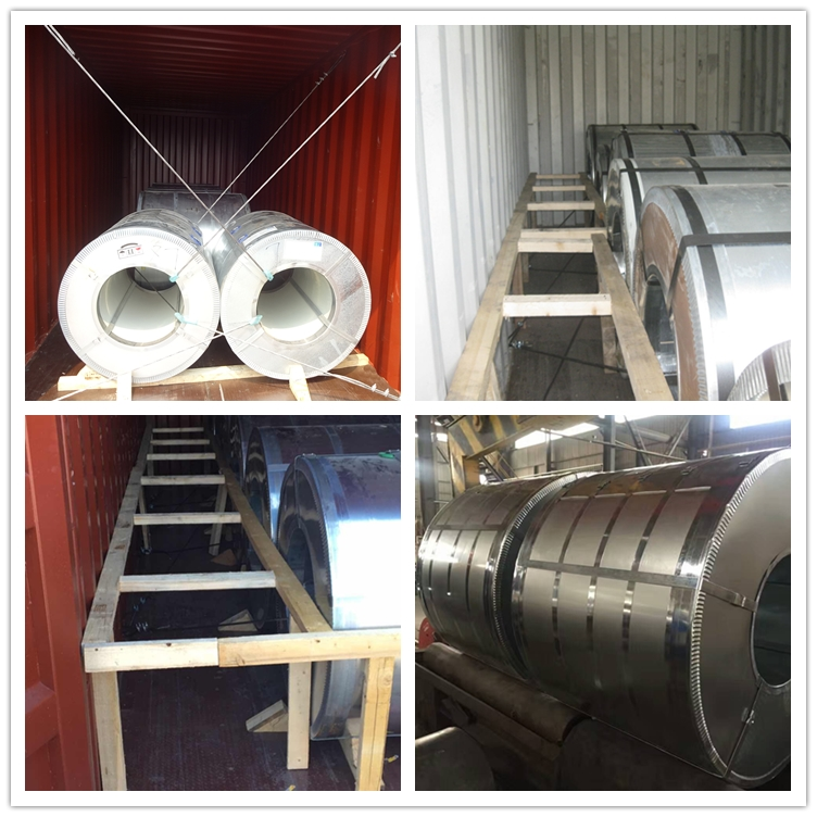 prime g30 g60 g90 hot dipped galvanized steel coil/ GI steel coil / HDG zinc coating Roll manufacturer