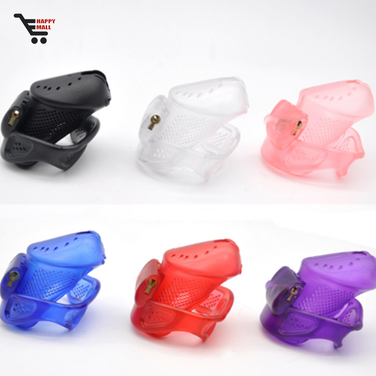 Hot sale manufacturer Plastic male chastity device