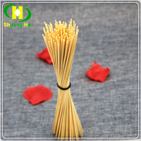 Raw Incense Sticks India Round Bamboo Sticks For Making Incense