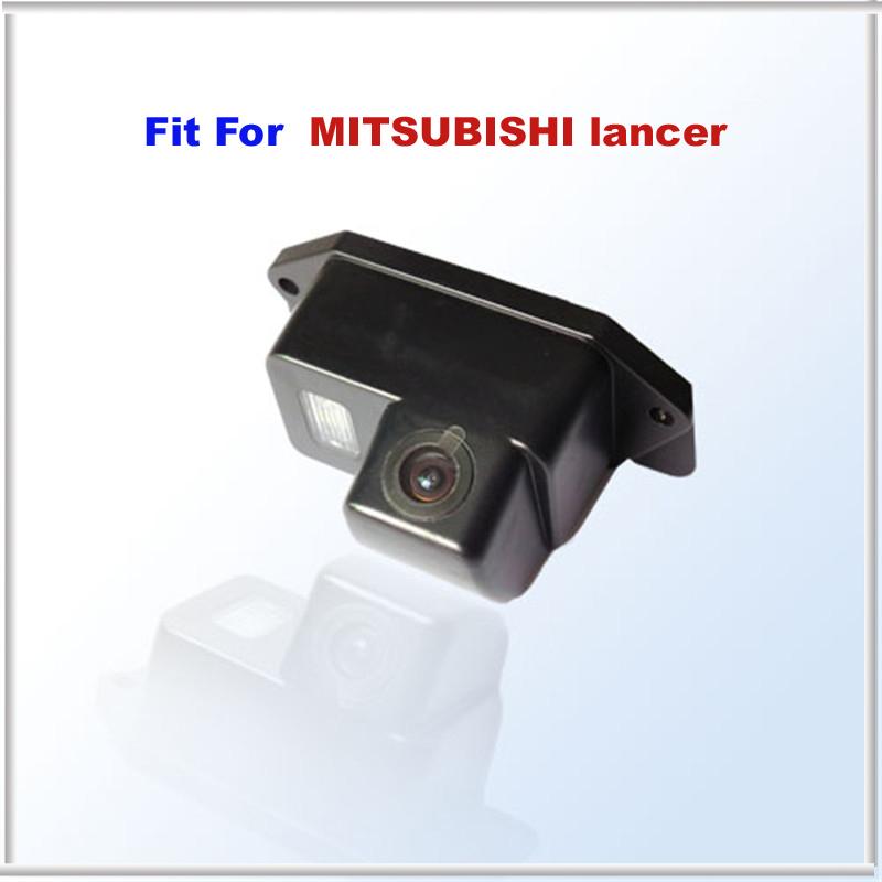 Провод водонепроницаемый автомобилей заднего вида камеры FIT для MITSUBISHI lancer водонепроницаемый IP67 + широкоугольный 170 градусов + CCD