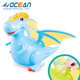 Birthday gift musicial light battery operated electronic dinosaur kids toys for sale