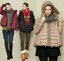 D71693t 2014 winter Ms leisure literary female money down jacket