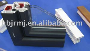double glass glazing bead extrusion mould