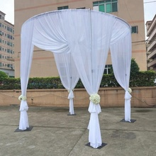 Wholesale Pipe and Drape Fabric Backdrops for Wedding/Party/Event