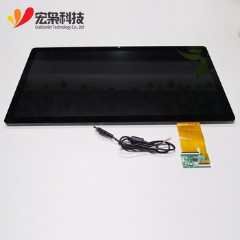 USB IPS 15.6,17.3,18.5,19,21.5,24 inch 1920x1080 touch screen with LVDS interface
