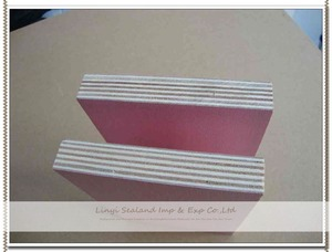 First class grade 16mm Plywood for construction material / film faced plywood from shandong linyi