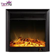 Chinese style electric fireplace no heat with CE certificate