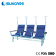 medical furniture hospital folding accompany chair hospital reclining attendant chair price