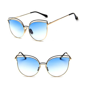 aaf2cf43cdb94 Free sample KLY3829 fashion design eyewear 2019 cat eye sunglasses
