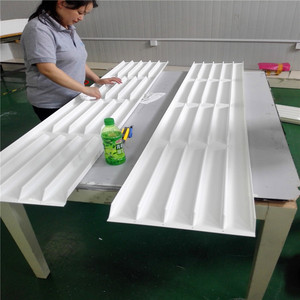 High quality of Vacuum Forming Thick Plastic Sleeping Pod Cover