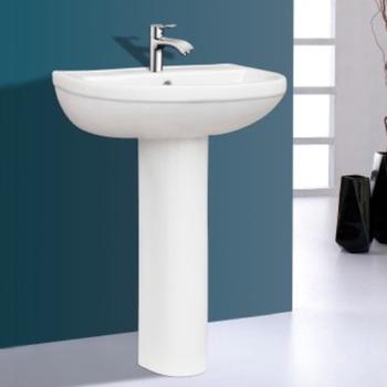 Cheap Bathroom Modern Pedestal Basin Sinks/lavabo/lavabo De Pedestal/lavabo  Con Pie