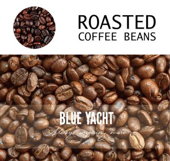 Roasted Coffee Bean Blue Mountain Flavor 100% Arabica with Certificate Quality
