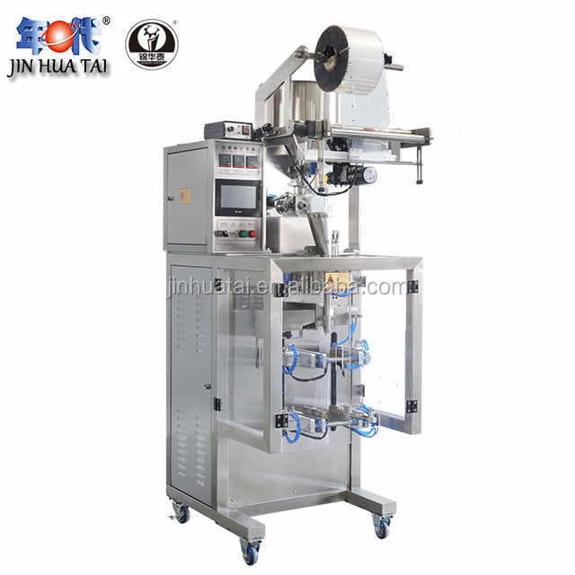 DF-50B2C Automatic small jam butter oil liquid sachet water sealing packaging machine price