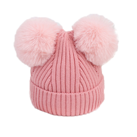 Wholesale New design Winter Baby Children wholesale wool knit hat