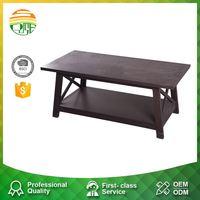 Custom Wooden High Quality Tea Cheap Modern Fancy Coffee Table Center
