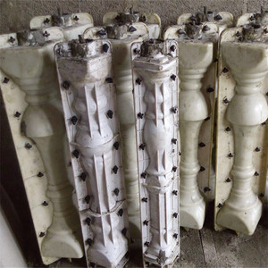 Factory Price Modern Home Design interior & inside cheap ABS Roman Column decoration pillar mould