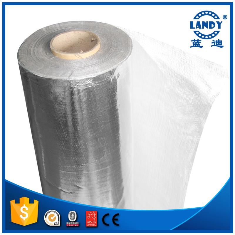 Techo de l mina de aluminio de aislamiento t rmico - Lamina aislante termico ...