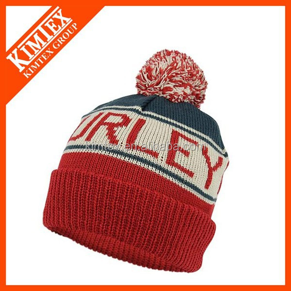 Wholesale custom knitted winter toque