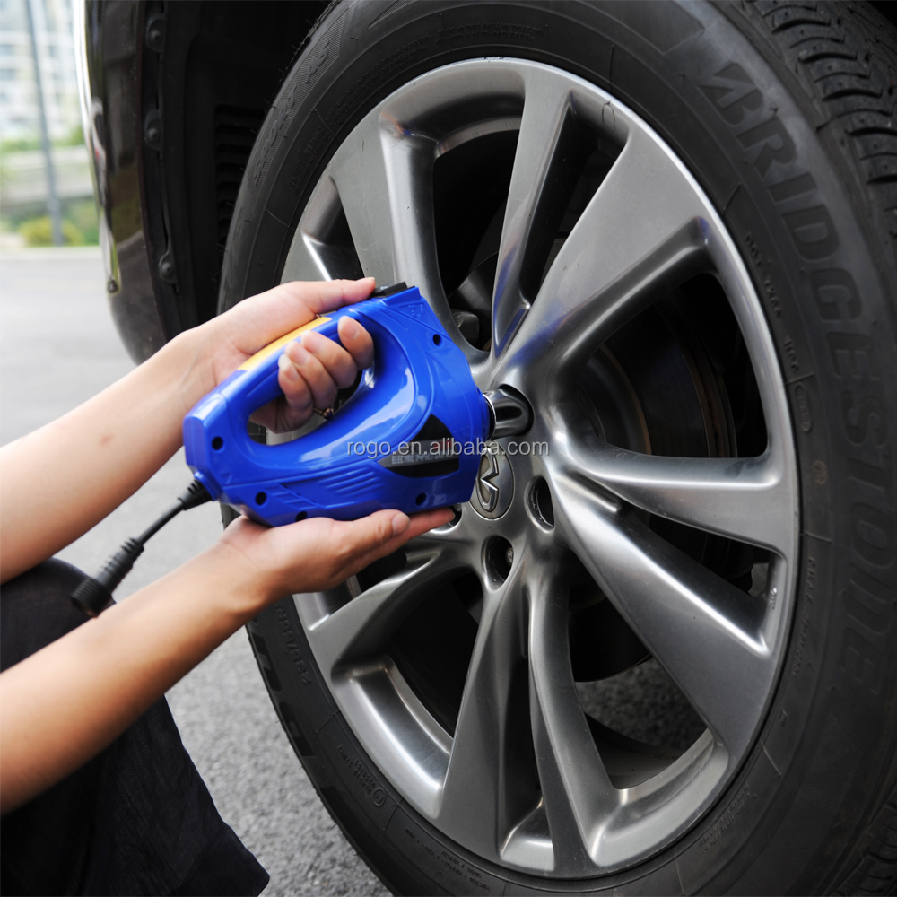 12volt Electric Impact Wrench For Car Wheel Change